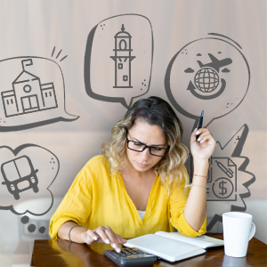 ¿Cómo hacer un presupuesto para estudiar inglés en el extranjero?