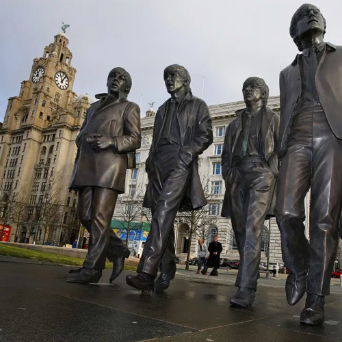 Liverpool la ciudad del fútbol y The Beatles, un destino ideal para aprender inglés