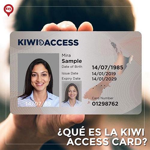 ¿Qué es la tarjeta Kiwi Access?